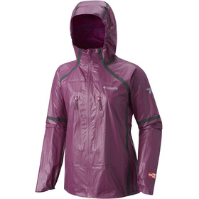Columbia OutDry Ex Featherweight Shell Jacket Women intense violet